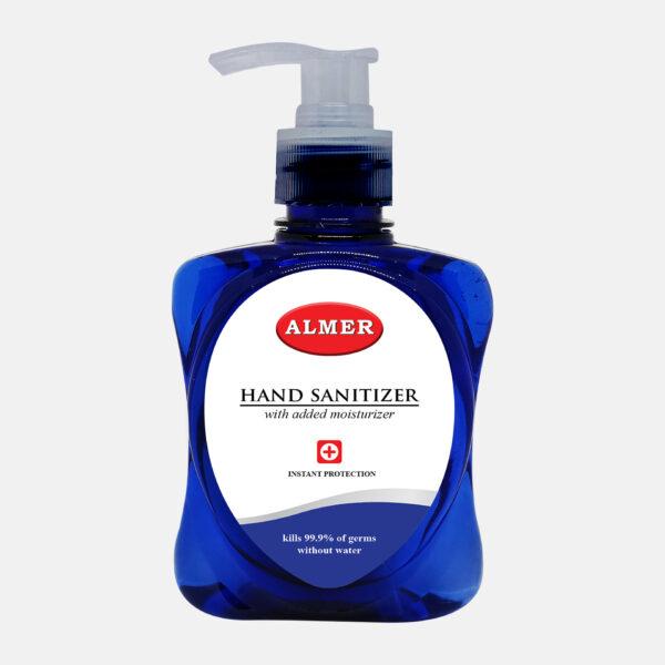 Almer Hand Sanitizer Dove Blue 250ml