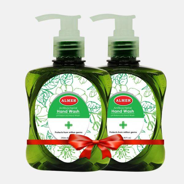 Almer Hand Wash 250ml Green (Buy 1 Get 1 Offer)