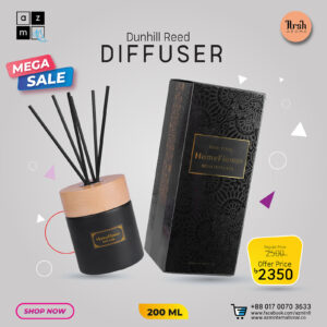 Arsh Aroma Dunhill Reed Diffuser Set Offer