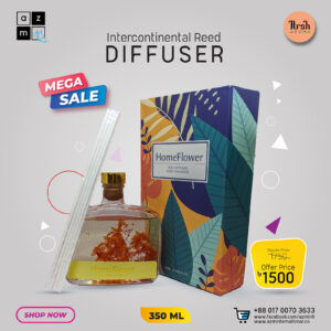 Arsh Aroma Intercontinental Reed Diffuser