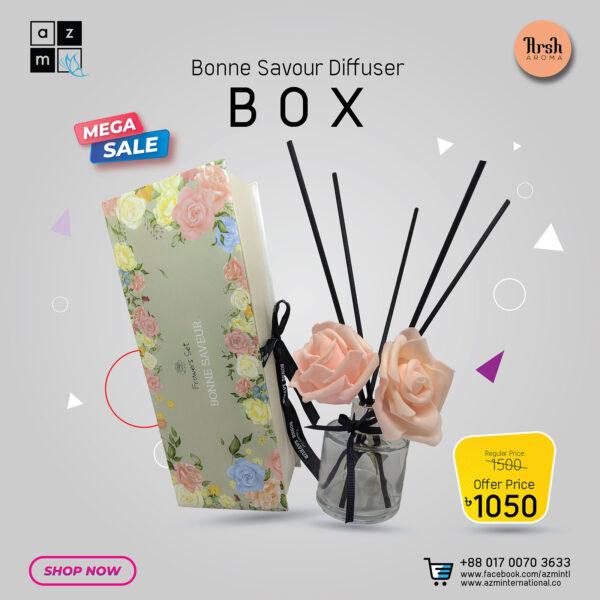 Bonne Savour Diffuser Box