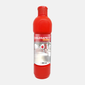 Chlosafe Disinfectant Mild/Red 450ml