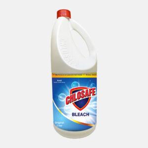 Chlosafe Multipurpose Bleach Liquid 2ltr Front