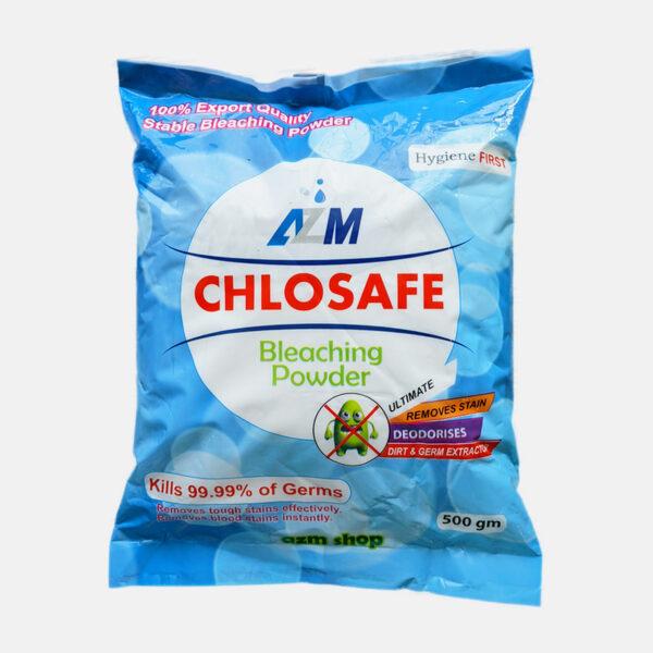 Chlosafe Multipurpose Bleaching Powder 500gm Packet