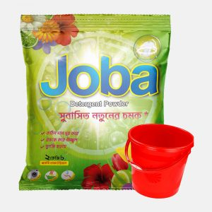 Joba Detergent Powder 2KG (Bucket Free)