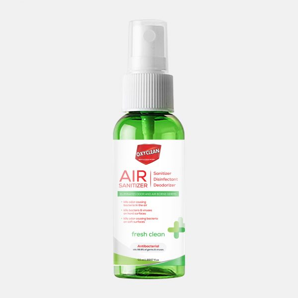 Oxyclean Air Sanitizer Spray 50ml Front