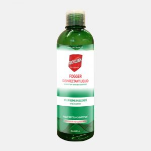 Oxyclean Fogger Disinfectant Spray 450ml Front
