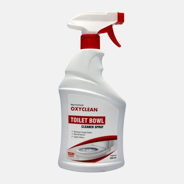 Oxyclean Toilet Bowl Cleaner Spray 500ml